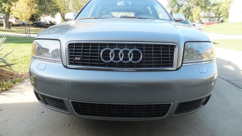 Side By Side For Sale >> 2002 Audi S6 Avant Gallery